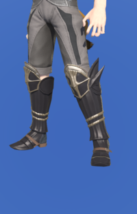 Model-Doman Steel Greaves of Fending-Male-Miqote.png