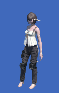 Model-Obsolete Android's Trousers of Scouting-Female-AuRa.png
