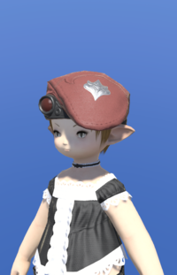 Model-Filibuster's Beret of Aiming-Female-Lalafell.png