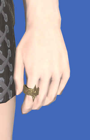 Model-Gold Lone Wolf Ring.png