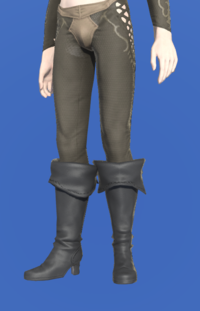 Model-High House Boots-Male-Elezen.png