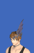 Model-Replica Dreadwyrm Circlet of Scouting-Male-Hyur.png