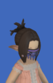 Model-Replica Sky Rat Mask of Casting-Female-Lalafell.png