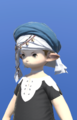 Model-Ala Mhigan Turban of Gathering-Male-Lalafell.png