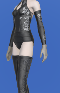 Model-Hempen Dress Gloves-Female-Elezen.png