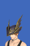Model-Replica Dreadwyrm Chapeau of Aiming-Male-Hyur.png