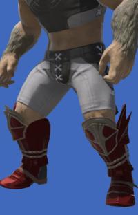 Model-Doman Steel Greaves of Scouting-Male-Hrothgar.png