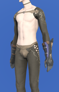 Model-Marid Leather Gloves of Casting-Male-Elezen.png