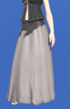 Model-True Linen Skirt of Fending-Female-AuRa.png