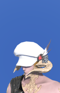 Model-Black-feathered Flat Hat-Male-AuRa.png