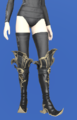 Model-Elemental Boots of Scouting-Female-Elezen.png