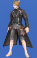 Model-Common Makai Priest's Doublet Robe-Male-Miqote.png