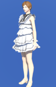 Model-Quaintrelle's Ruffled Dress-Female-Hyur.png