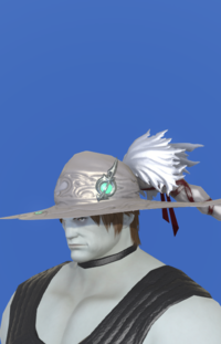 Model-True Linen Hat of Healing-Male-Roe.png
