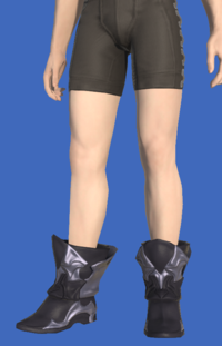 Model-Replica Dreadwyrm Boots of Scouting-Male-Hyur.png