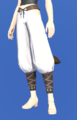 Model-Ala Mhigan Bottoms of Gathering-Female-Miqote.png