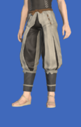Model-Genta Tsutsu-hakama of Aiming-Male-Hyur.png