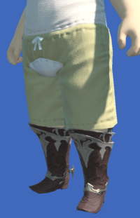 Model-Harlequin's Boots-Male-Lalafell.png