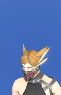Model-Replica High Allagan Mask of Aiming-Male-Miqote.png