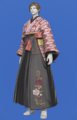 Model-Far Eastern Schoolgirl's Hakama-Female-Roe.png