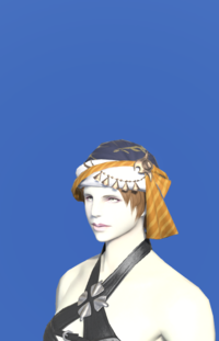 Model-Ala Mhigan Turban of Crafting-Female-Roe.png