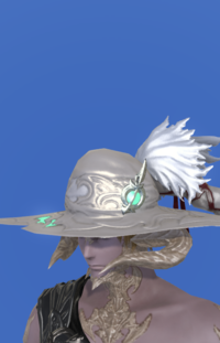 Model-True Linen Hat of Healing-Male-AuRa.png