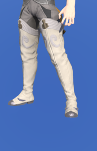 Model-Valerian Rune Fencer's Thighboots-Male-Miqote.png