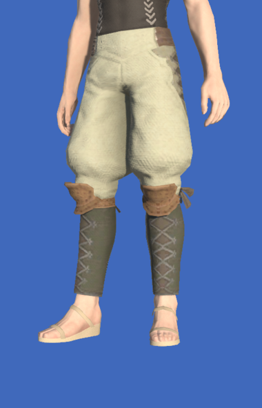 Model-Velveteen Sarouel of Gathering-Male-Hyur.png