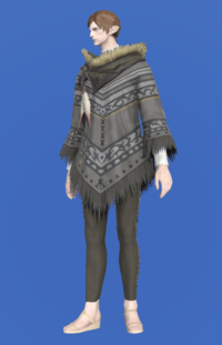 Model-Ramie Poncho-Male-Elezen.png