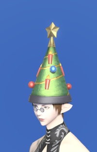 Model-Starlight Sugarloaf Hat-Female-Elezen.png