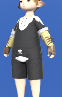 Model-Tigerskin Fingerless Gloves of Gathering-Male-Lalafell.png