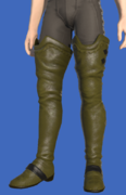Model-Ul'dahn Soldier's Boots-Male-Hyur.png