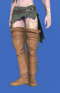 Model-Archaeoskin Jackboots of Gathering-Male-AuRa.png