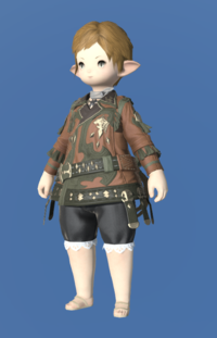 Model-Archaeoskin Jackcoat of Gathering-Female-Lalafell.png