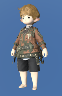 Model-Archaeoskin Jackcoat of Gathering-Male-Lalafell.png