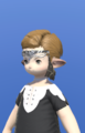Model-Chivalrous Circlet +1-Male-Lalafell.png
