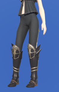 Model-Doman Steel Greaves of Fending-Female-AuRa.png