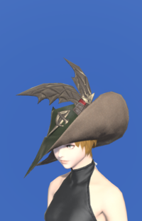 Model-Orthodox Tricorne of Scouting-Female-Miqote.png