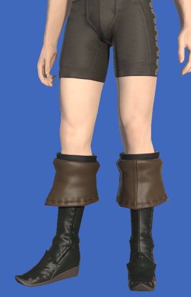 Model-Gyuki Leather Boots of Healing-Male-Hyur.png