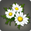 White Daisy Corsage Icon.png