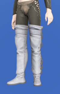 Model-Archaeoskin Jackboots of Crafting-Male-Elezen.png
