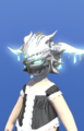 Model-Elemental Helm of Maiming +1-Female-Lalafell.png