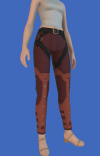 Model-Replica Sky Pirate's Trousers of Striking-Female-Miqote.png