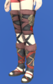 Model-Ala Mhigan Sandals of Scouting-Female-Hyur.png