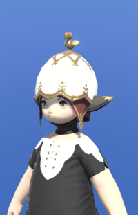 Model-Chocobo Egg Cap-Male-Lalafell.png