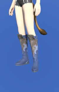 Model-Emerald Carbuncle Boots-Female-Miqote.png