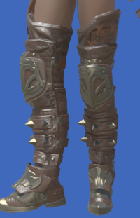 Model-Goatskin Leg Guards-Female-Viera.png