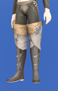 Model-Gunner's Thighboots +2-Male-Elezen.png