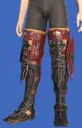 Model-Replica High Allagan Sabatons of Striking-Male-Hyur.png