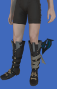 Model-Replica Sky Rat Hookboots of Scouting-Male-Hyur.png